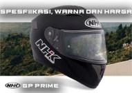 harga NHK GP Prime