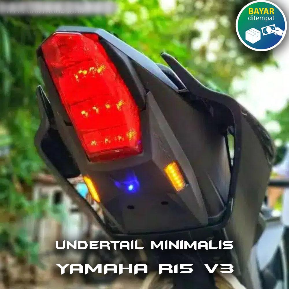 undertail r15 v3 MHR