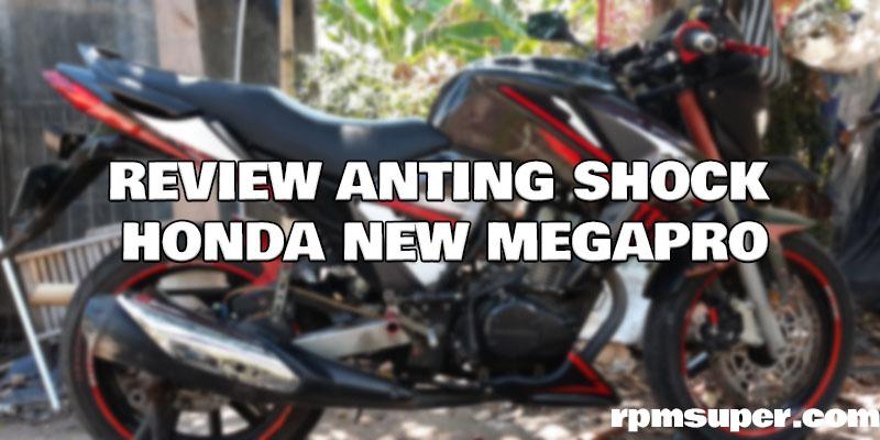 Anting Shock New Megapro