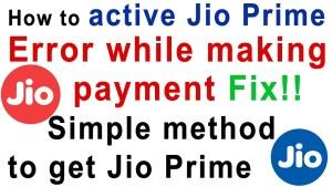 jio prime membership