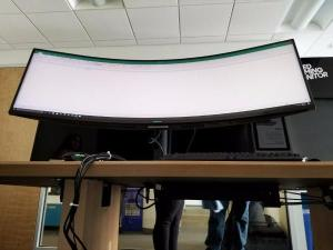 Samsung widest monitor