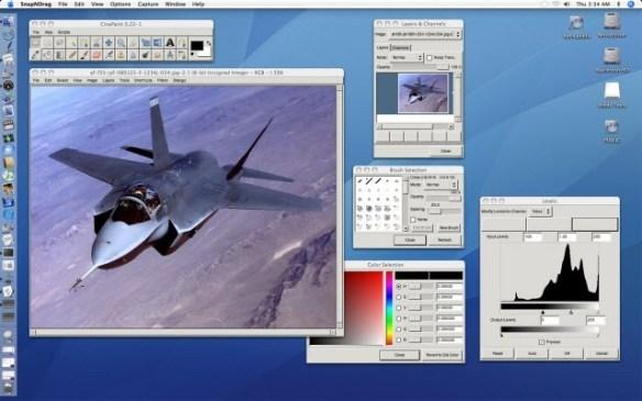 Free Photo editing for Mac