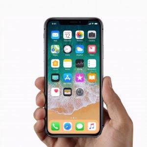 iphone x gesture