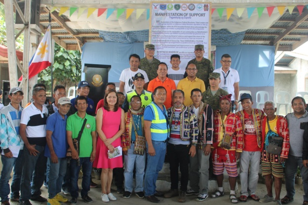 Tribal Bahani Consolidated For Integrated Community Defense System In Paquibato