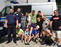 Więcej o Zwiedzanie Komendy Powiatowej Policji w Kazimierzy Wielkiej