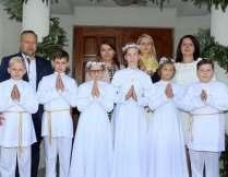 Więcej o Przyjęcie Sakramentu Komunii Świętej przez wychowanków RPOT