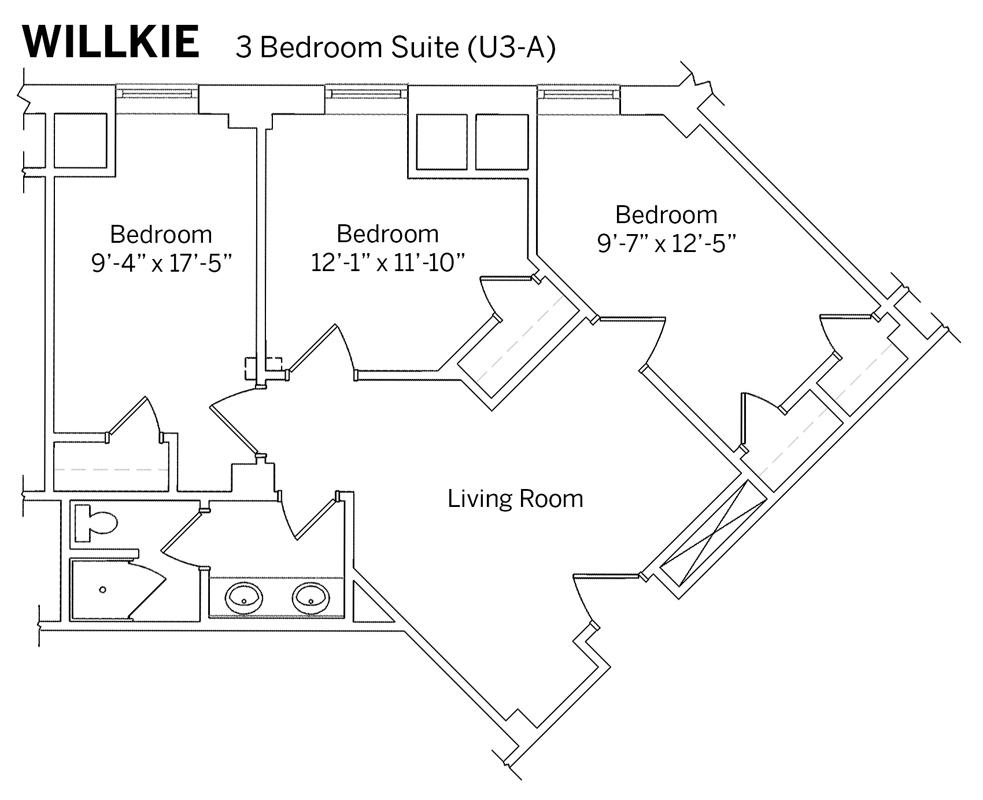 Willkie: Southeast Neighborhood: Locations: Housing