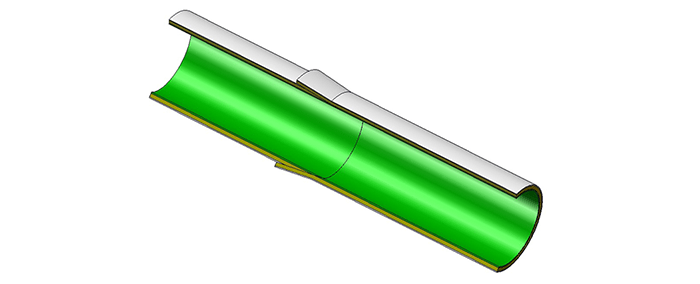 The Engineering Behind the RPS Tapered Adhesive Joint