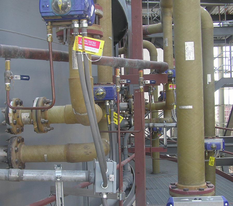 FRP Pipe Installation - RPS Composites