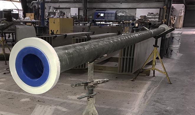 Corrosion Resistant Liner: A Critical Choice - RPS Composites