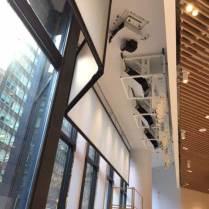 AKC Museum Visual Display custom design