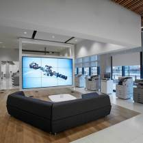 Canon HQ Mississauga Product Showroom