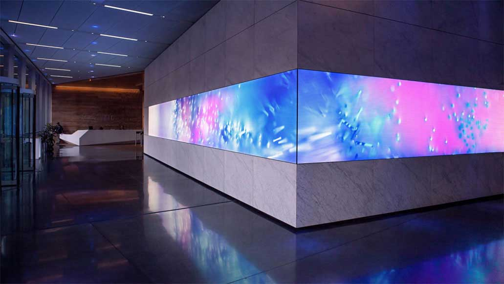 Dolby Labs LED Display Mount