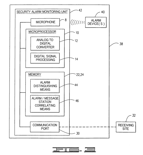 small resolution of patent us 7 148 797 b2 beam door alarm circuits also cisco work diagram besides fire alarm