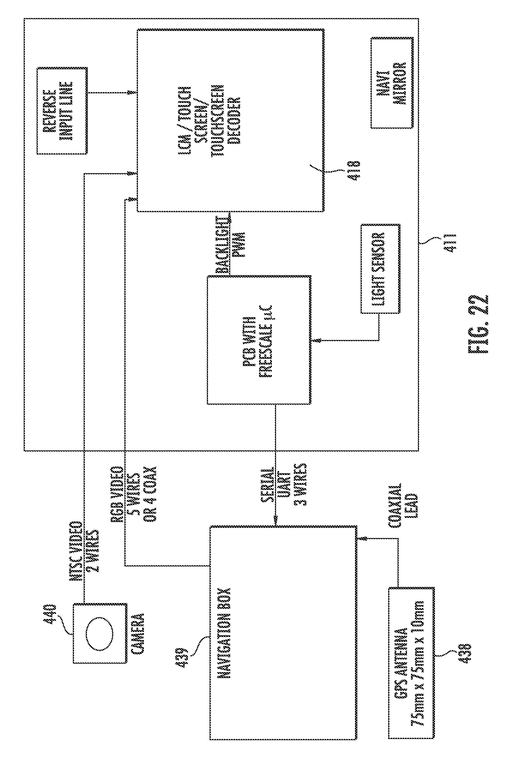 hight resolution of patent us 8 508 383 b2 circuit diagram depicts the 1975 datsun 610 transistor ignition unit