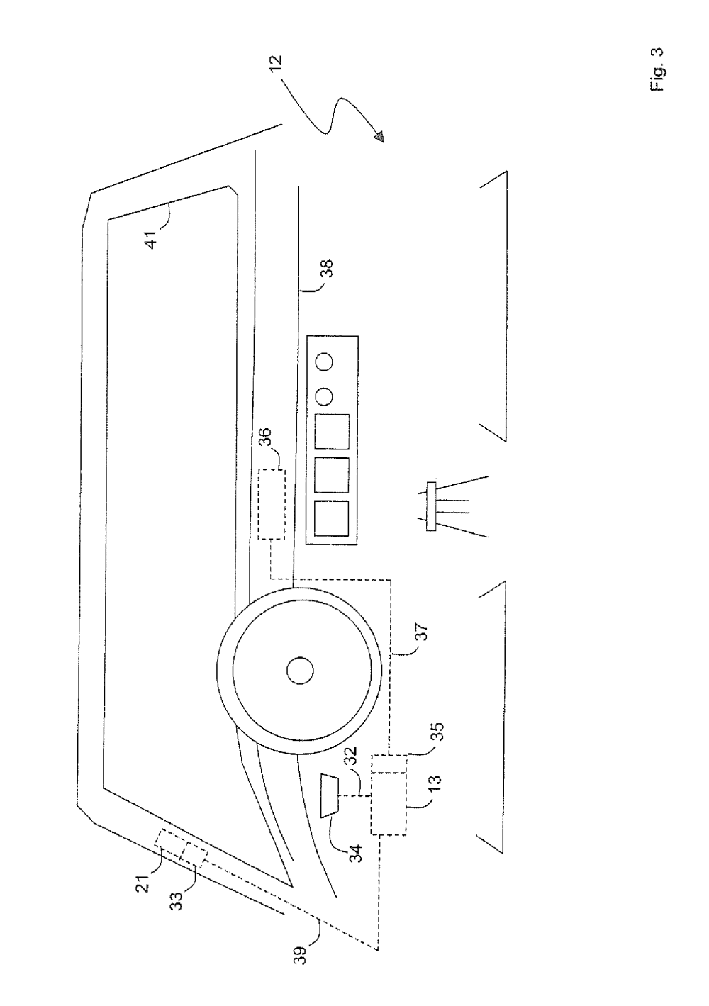 medium resolution of patent us 9 224 249 b2 view figure 6b same ignition shown in a semischematic diagram