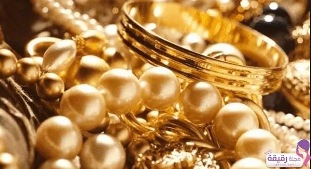تفسير شراء الذهب في المنام لابن سيرين للعزباء وللمتزوجة
