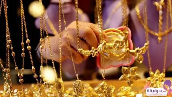 تفسير هدية الذهب في المنام للعزباء والمتزوجه والرجل مجلة رقيقة