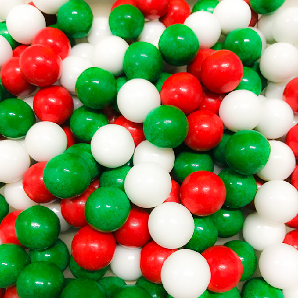 Christmas Choc Balls