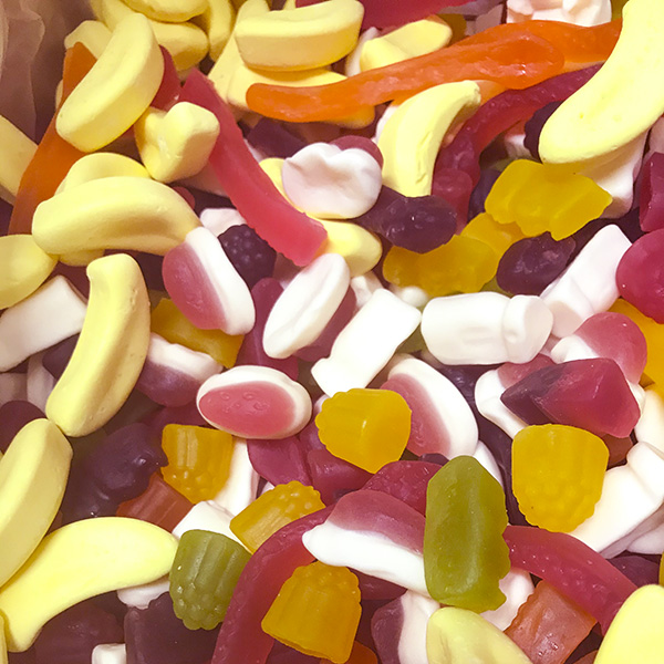 Party Mix Lollies