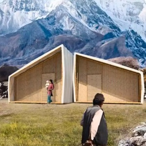 27 Amazing Disaster Relief Architecture Projects You Can't
