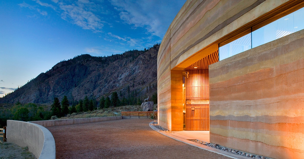 The Resurgence of Rammed Earth in Modern Construction