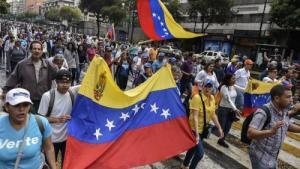 Defender a Venezuela! Nenhuma confiança em Maduro