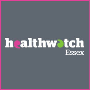 Healthwatch Essex logo image