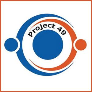 Project 49 logo image