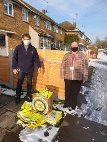 RRAVS and Rochford Rotary Club image