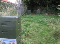 Bienengelände (da standen auch schon mehr)