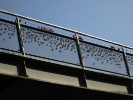 ... Schlösser an der Okerbrücke Celler Straße
