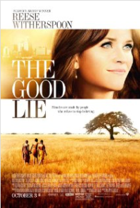 Image of poster for The Good Lie