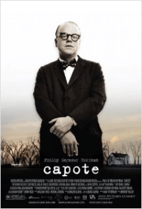 Image of Capote promotional poster