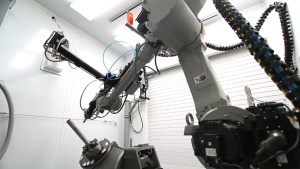 Photo of Robotic CO2 laser