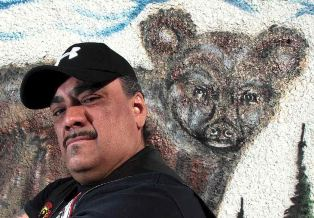 Photo of James Favel - Bear Clan