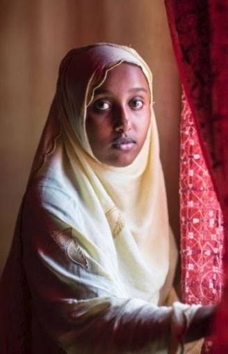 Photo of Ayan Abdi (NICHOLE SOBECKI / THE WASHINGTON POST)