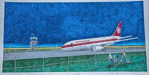 Photo of Gimli Glider (by Ted McGrath).