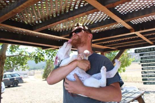Ash, Rescue Ranch July 22