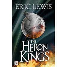 RRKReads book review of The Heron Kings fantasy novel