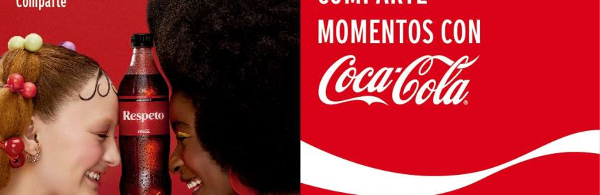 Coca Cola invita a compartir sentimientos positivos