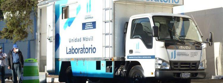 Tres laboratorios móviles llegan a mercados capitalinos