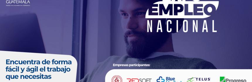 Amcham presenta la primera edición de la Expo Empleo Nacional