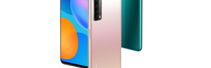 Huawei Y7a: un smartphone con batería para todo el día