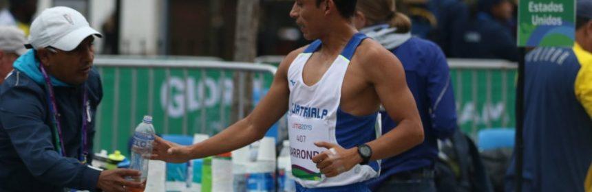 Marcha guatemalteca logra cuatro clasificaciones olímpicas en Dudince, Eslovaquia