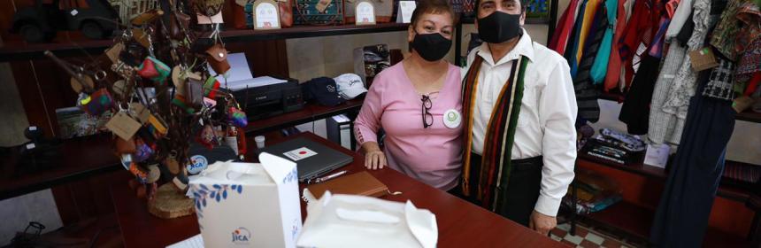 """Tienda """"Mi Pueblo, Mi Producto"""" abre en centro histórico de Guatemala"""