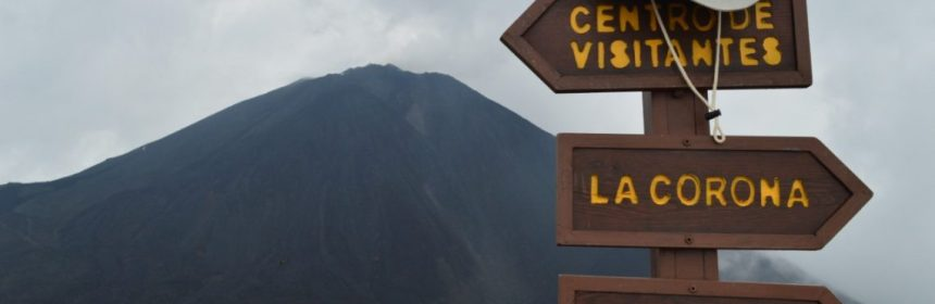 Reabren el parque nacional Volcán de Pacaya y Laguna de Calderas