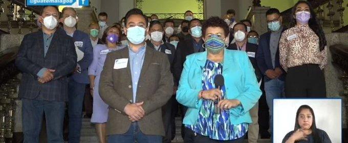 Variante más contagiosa de COVID-19 en 2 departamentos de Guatemala