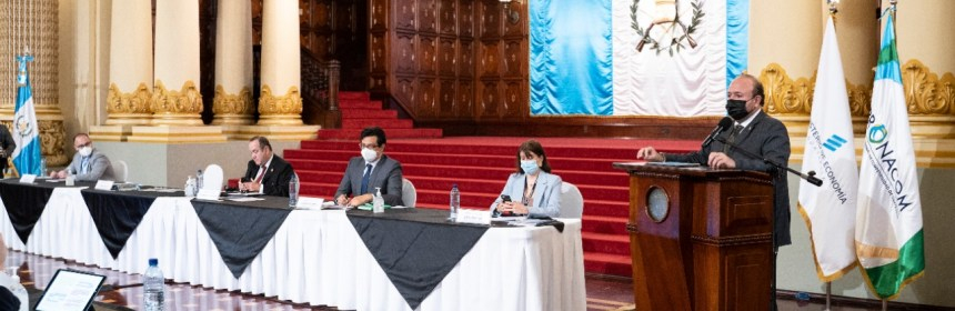 Gobierno de Guatemala propone reformas para mejorar clima de negocios