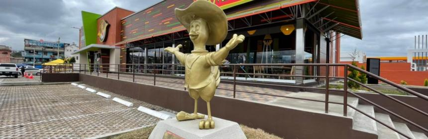 Pollo Campero inaugura el restaurante Xela-Marimba